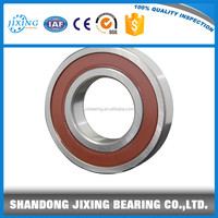 Deep Groove Ball Bearing Plain Rubber Sealed Bearing