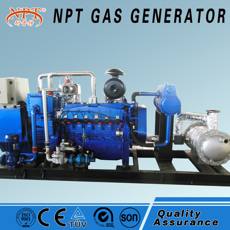 CE 100kW LPG engine generator price
