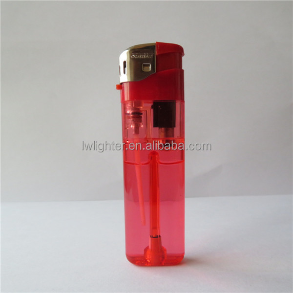 Refillable Gas Electronic Lighter