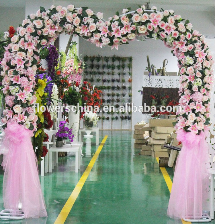 Artificial flowers for arts and crafts for Art and craft decoration