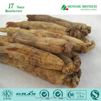 High Quality Panax Ginseng Root Extract Powder 100% Organic Ginseng Extract