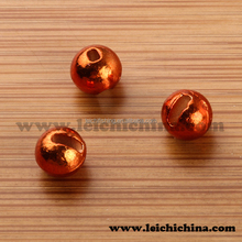 Wholesale slotted tungsten beads fly fishing