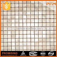 well polished natural wholesale stone mosaic marble arabic mosaic