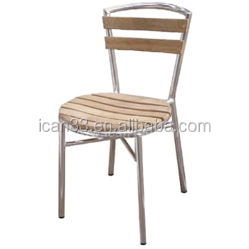 Wholesale Modern Funiture Outdoor Dining Wooden Chair Antique(DC-06312)