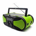 Emergency Solar Crank Self Powered NOAA Radio with Smart Phone charger