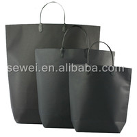 2016 New fancy custome logo printed shopping bag ,gift bag paper,paper bag with handle