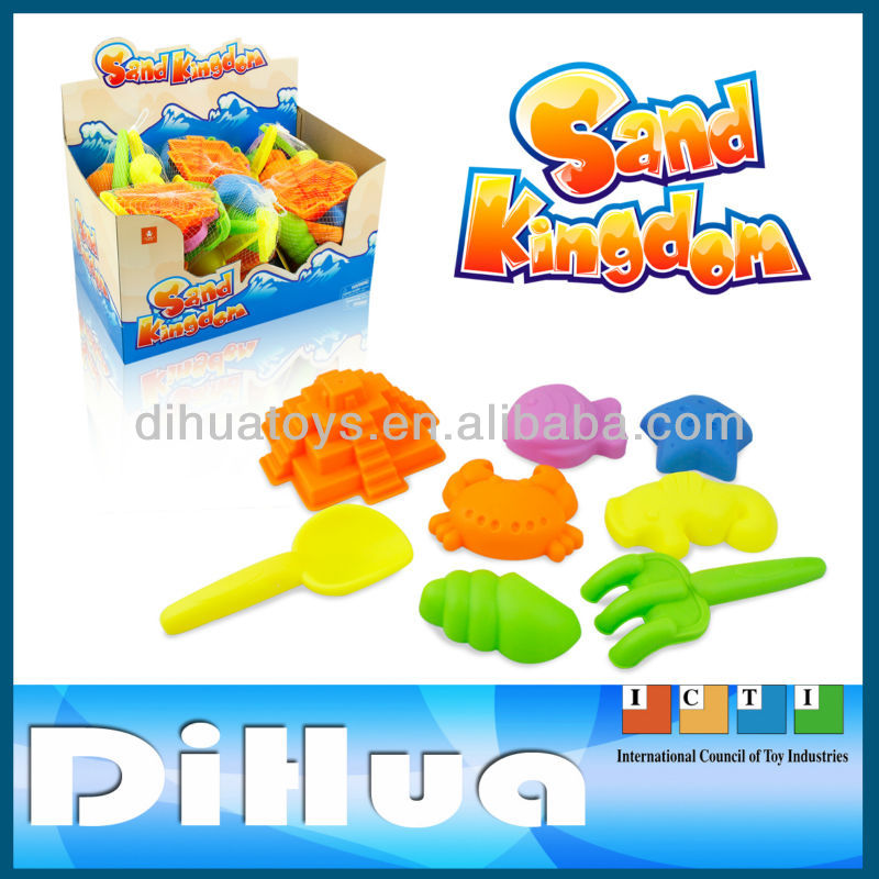Wholesale - Beach Marine Animals Model Toys Children Plastic Beach Toy