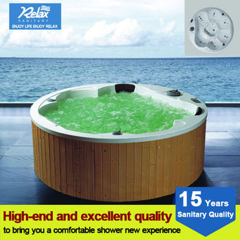 2017 Germany Outdoor spa hot tub on sale