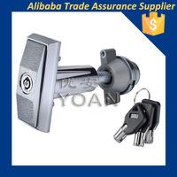 the zinc-alloy lock combination vending machine master key