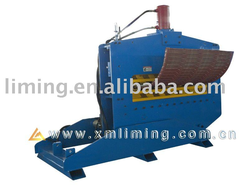 roof crimping machine
