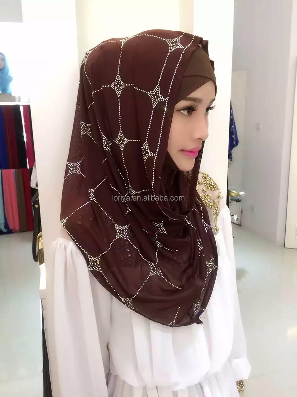 Model Jilbab Cadar Arab. trend model jilbab modern arabian ...