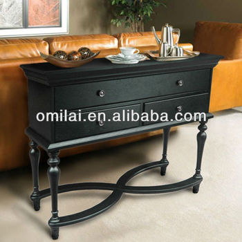 MDF console table