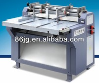 ZD1000 V Grooving Machine for Box Packaging and Printing Line