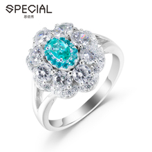 Special fashion 925 silver jewellery wholesale gemstone ring