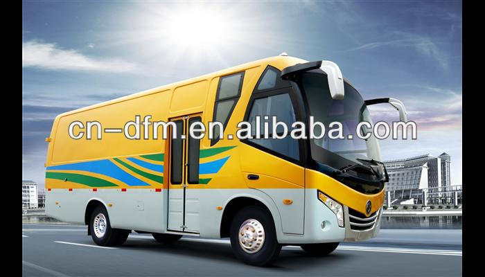 Dongfeng Special Bus EQ5080XXY3G with Post Seats of 2,4, 5, 6 for sale