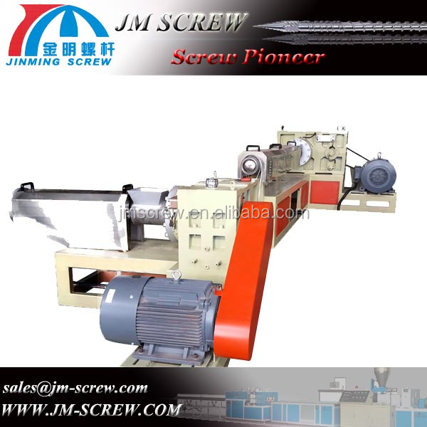 plastic recycling machine manufacture