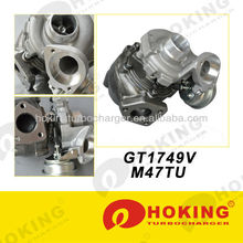 For Yanmar Earth Moving 4TN84T Engine IHI RHB31 Turbo charger made in china