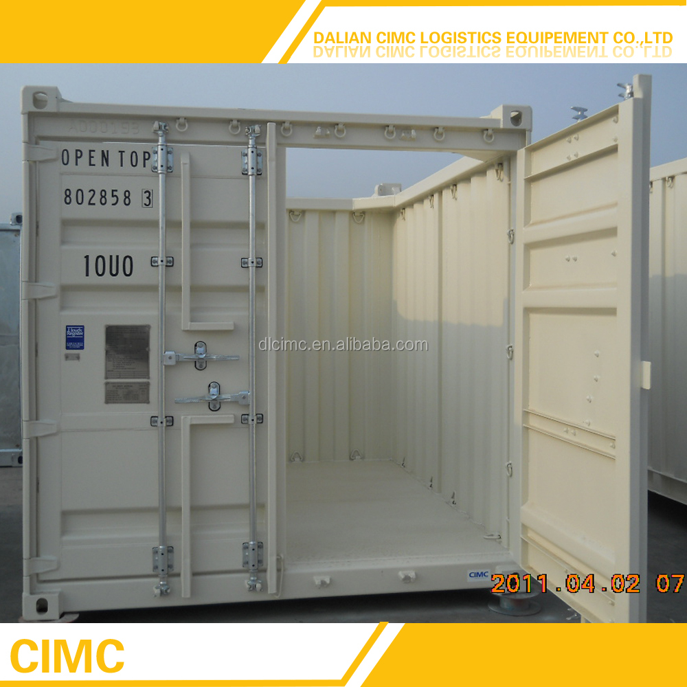 PLT- 327 High Quality Open Top Offshore Container
