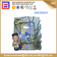 funky photo frames and high quality baby photo frame and resin photo frame