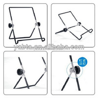 Tablet holder, Metal holder suitable for ipad and android tablet, Multi Angle adjustment holder stand