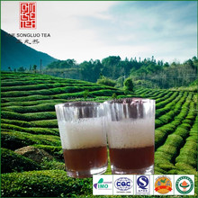china fine songluo green tea from huangshan to north africa