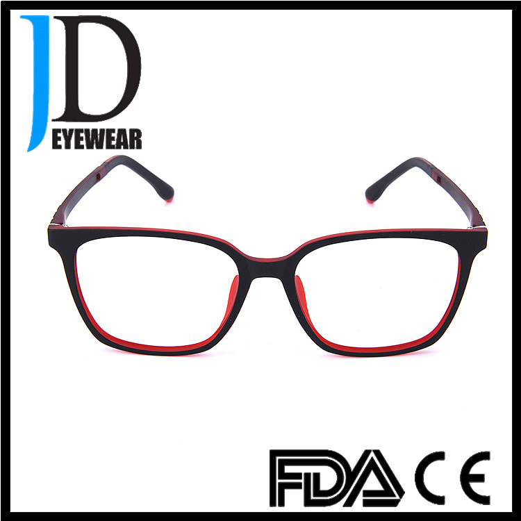 Colorful kids fashionable eyewear frame TR90 custom logo optical glasses