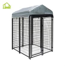 Bottom price portable cheap dog kennels pet carriers