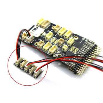 New Arrival CRIUS Pixhawk I2C Splitter Expand Module For Pix APM Flight Controller F19552