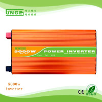 JN-H Off-grid 5000w dc to ac power inverter dc 12v to ac 220v 50hz 110v 60hz converter JNGE brand 5kw solar inverter