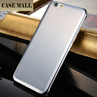Casemall For iphone 6 hard metal Phone Case Cover, for apple iphone 6 metal cover, for iphone 6 metal back cover