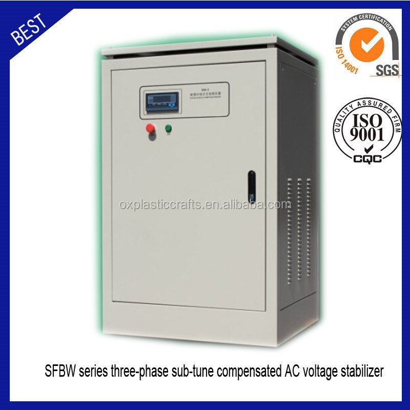 SFBW3 series 30Kva voltage stabilizer 3-phase AC voltage regulator 220v