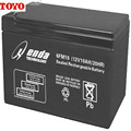 12 Voltage and Free Maintenance Type agm deep cycle battery 12V10ah