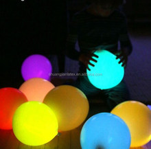 New design fashion LED light balloons for wedding valentine's day