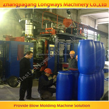 160L 220L 200L hdpe drum extrusion blow molding machine