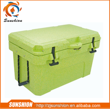 Sunshion high quality 35L rotational moldling cooler box ice cooler box