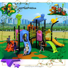 Popular Children's Outdoor Playground Swing in Top Quality