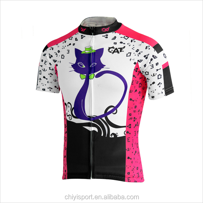 china custom made wonder women cycling jersey