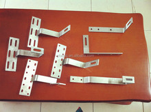 Flat Roof Tile Solar Panel Mounting Brackets