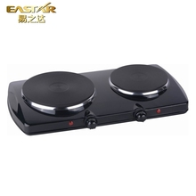 Hot sale Commercial Cooker Stainless steel housing double electric stove hot plate cooker