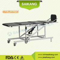 SKQ-4 cheap electric hospital standing bed