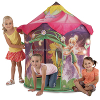 Girls princess castle Large Kids Children Play House Tent play Indoor/Outdoor