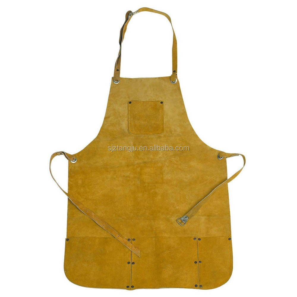 Water-proof aprons, arts apron, PU apron