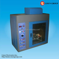 Lisun ZRS-3H Glow wire Tester is applicable to flame resistance tests
