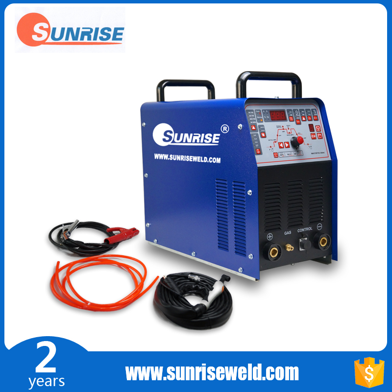 Hot sale machine combined voltage welding TIG-200AC/DC Factory Sale Direct