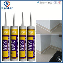 acrylic solid surface adhesive caulking glue 100%flexible