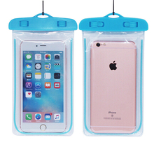 Waterproof Underwater Swim Pouch Dry Bag Case Cover For Cell Phone Mobile phone