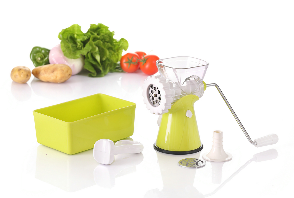 High quality kitchen meat grinder/manual meat chopper