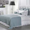 Luxury 100%cotton 4pcs hotel bedding set bed linen luxury,hotel linen bedding comforter sets,bedding set for hotel