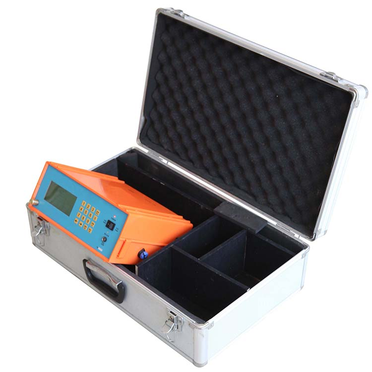 High sensitivity portable geophysical equipment