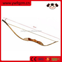 Hunting compound wooden archery recurve bow